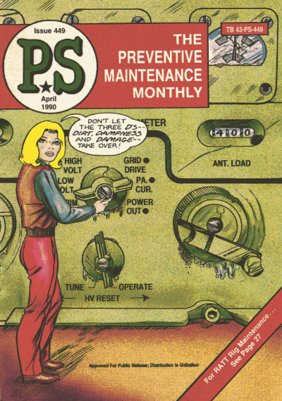 Issue 449 April 1990 Ps Magazine Archive