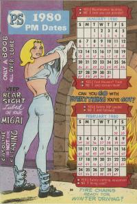 Calendars Ps Magazine Archive